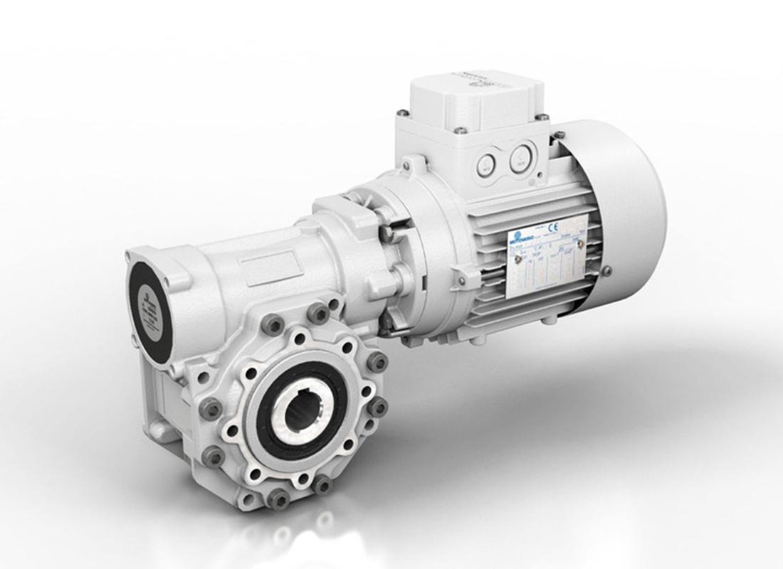 Spaggiari gearbox