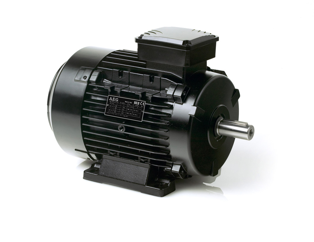 Lafert 2 Speed Motor